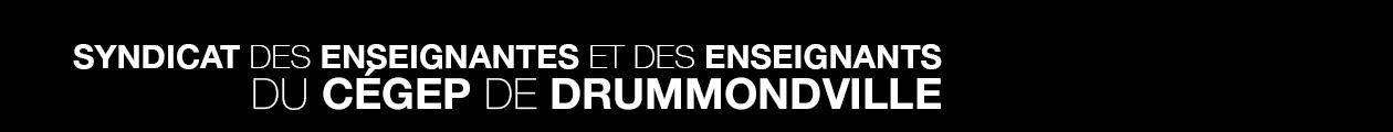 Syndicat des enseignantes et enseignants du Cégep de Drummondville